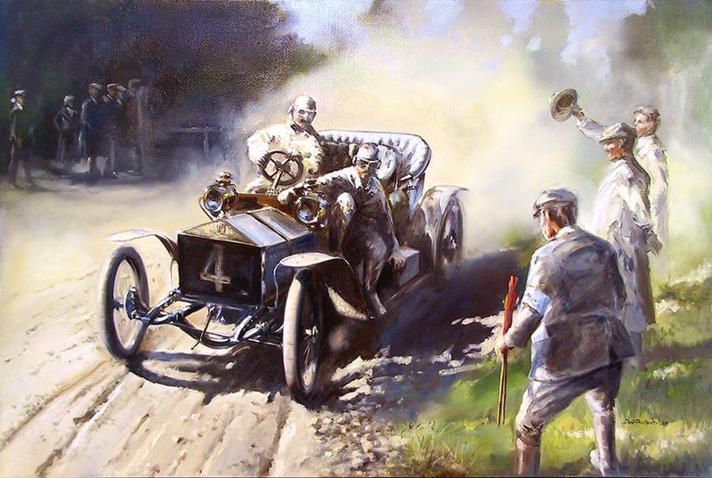 1906 TT Rolls-Royce by donpackwood
