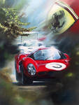 Chris Amon - Monza 1967