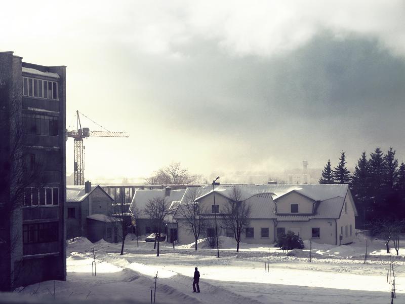 Winter Atmosphere by venegra on DeviantArt