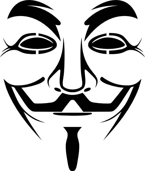 Guy Fawkes mask by VandA10
