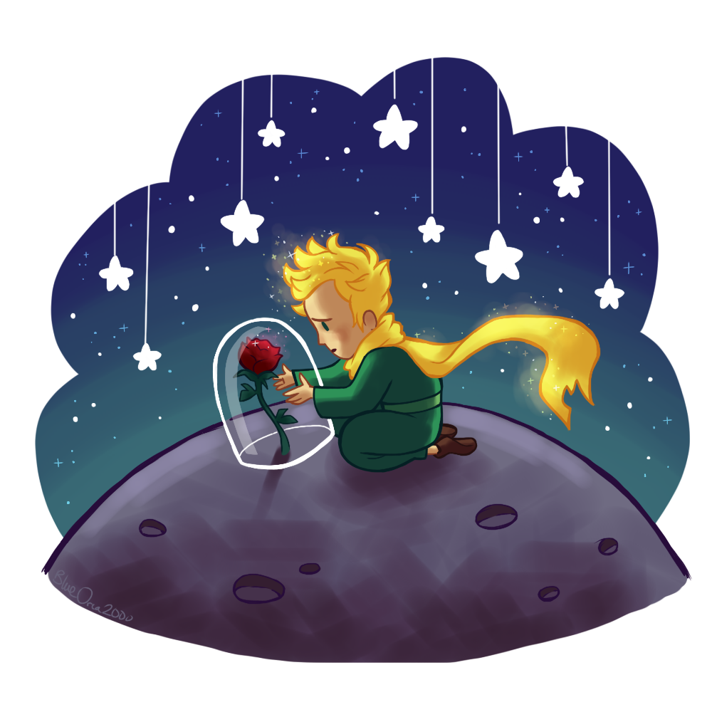 the little prince by - photo #35