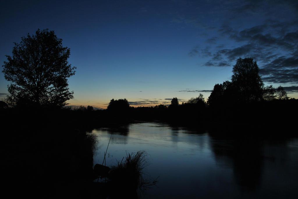 A beautiful evening by Irkaaa