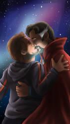 IronStrange - First Kiss