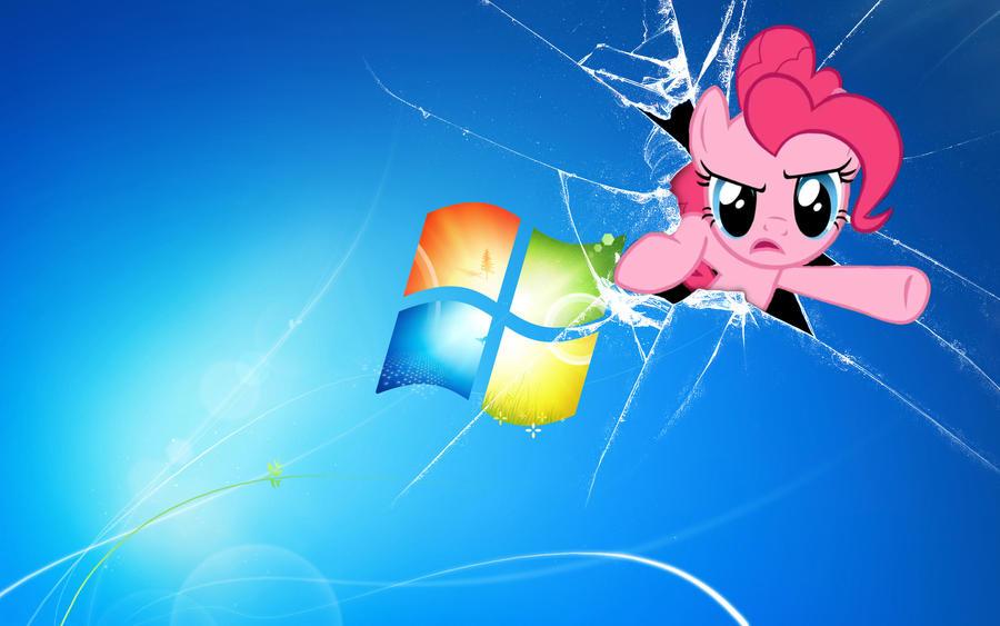 Pinkie Pie Breaks The Fourth Wall Again by daniel10alien