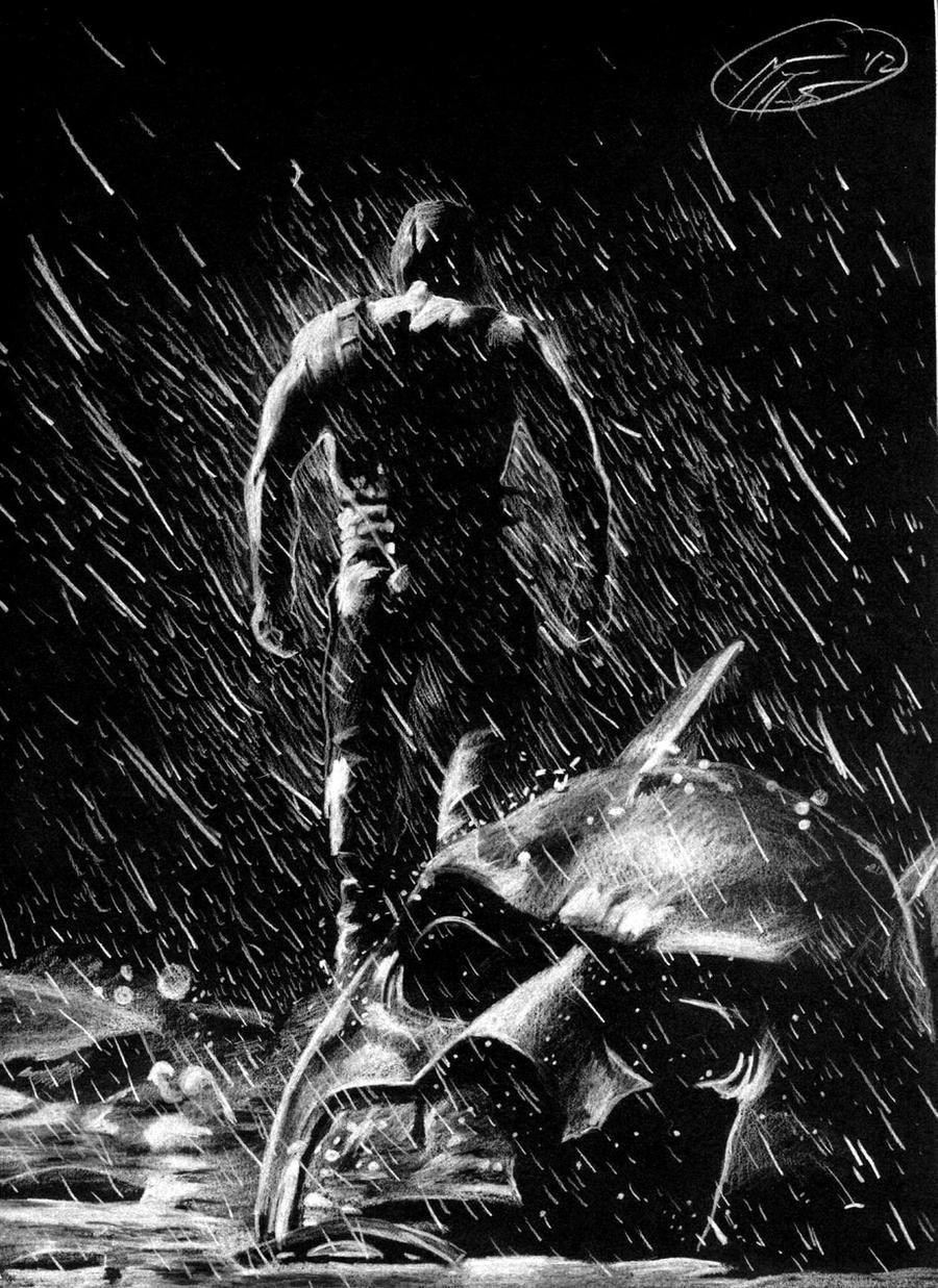 The Dark Knight Rises by Herrickk