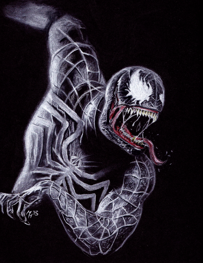 Venom by Herrickk