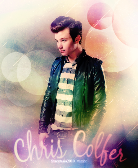 Chris Colfer Edit by stacytasia