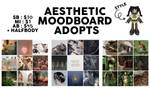 Moodboard Adopts - [Auction] - 3/3 open by amernoir