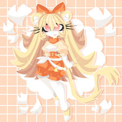 [AU] Fluffy Sunshine by Ayanniko