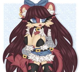 [GIFT] Monkey Olivia by Ayanniko