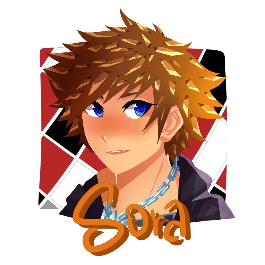 Sora Headshot by midori555