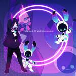 Adopt cyberpunk (open) by LazyCrisp