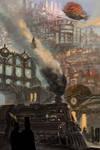 Steampunk City!
