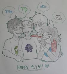 Happy 4/13! by JakeKin-glish