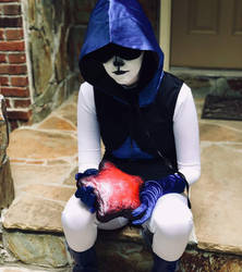Lancer Cosplay (3) by IsabellaGraceS