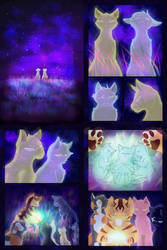 Moonie Comic Pages 1-4 [Unfinished]