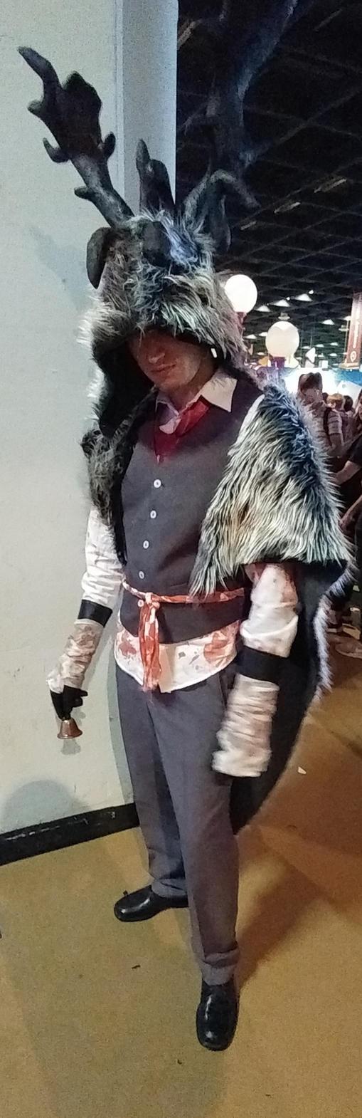 Bloodborne Brador Cosplay by ColdSeduction