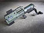 Nerf Deploy Pulse Rifle Mod