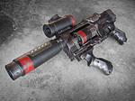 Nerf Spectre Steampunk SWAT