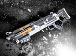 Halo 4 Inspired Shotgun