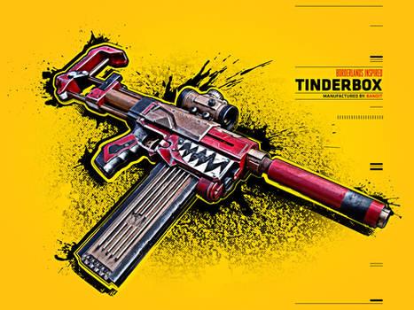 Borderlands Inspired Tinderbox
