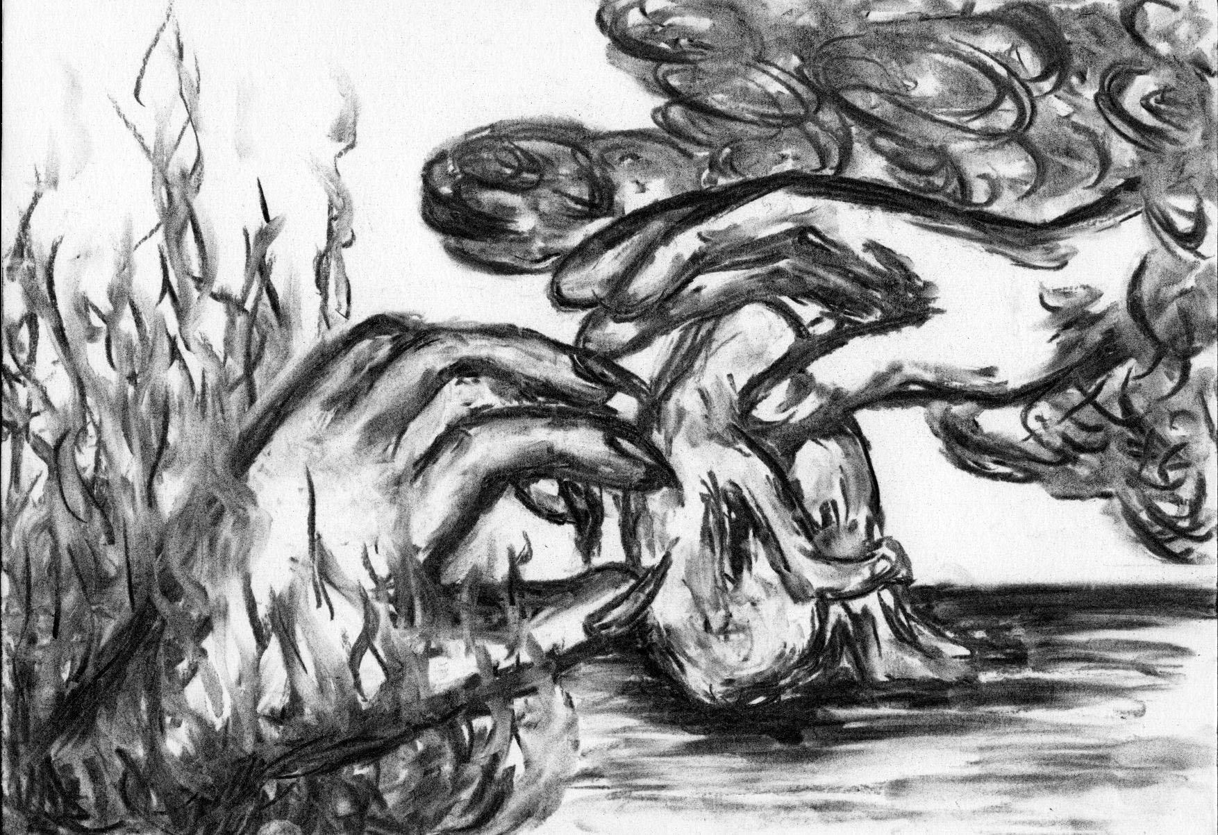 Hell Drawings Pictures to Pin on Pinterest - PinsDaddy