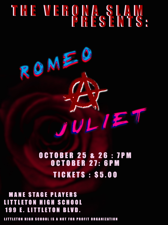 Romeo and Juliet Poster by Punginator on DeviantArt