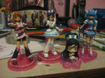Pretty Cure Figures
