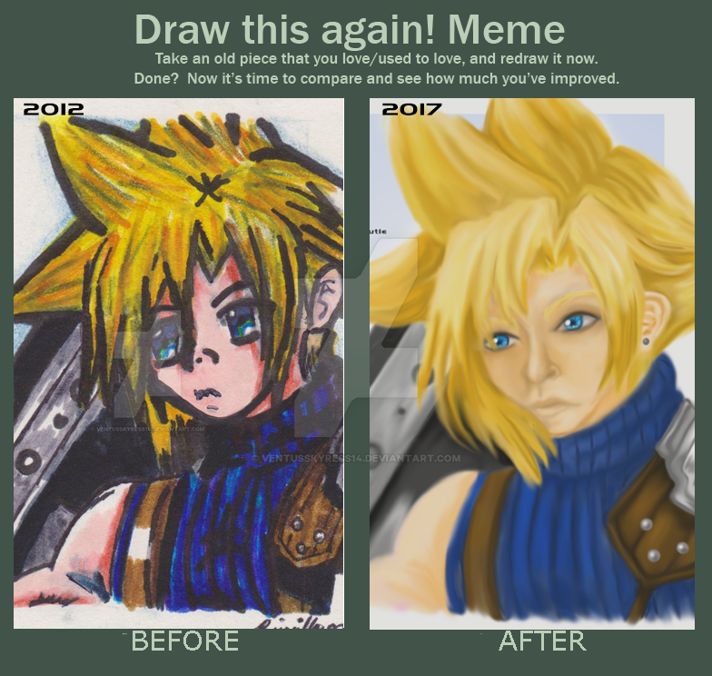 Draw This Again 2017 by VentusSkyress14