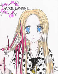 Avril Lavigne by LyricalWords