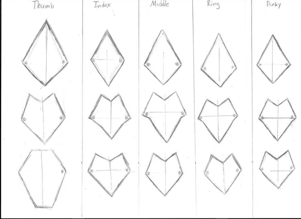 Gauntlet Pattern for Dragon Age Hawke by Hail260 on DeviantArt