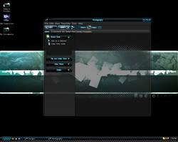 XP Waterflow theme by Taiart