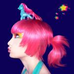 My Toy Story: Little Pony by black0widow