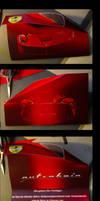 Ferrari rental Voucher