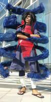 Madara Susanoo version by IzunaUchihaClan