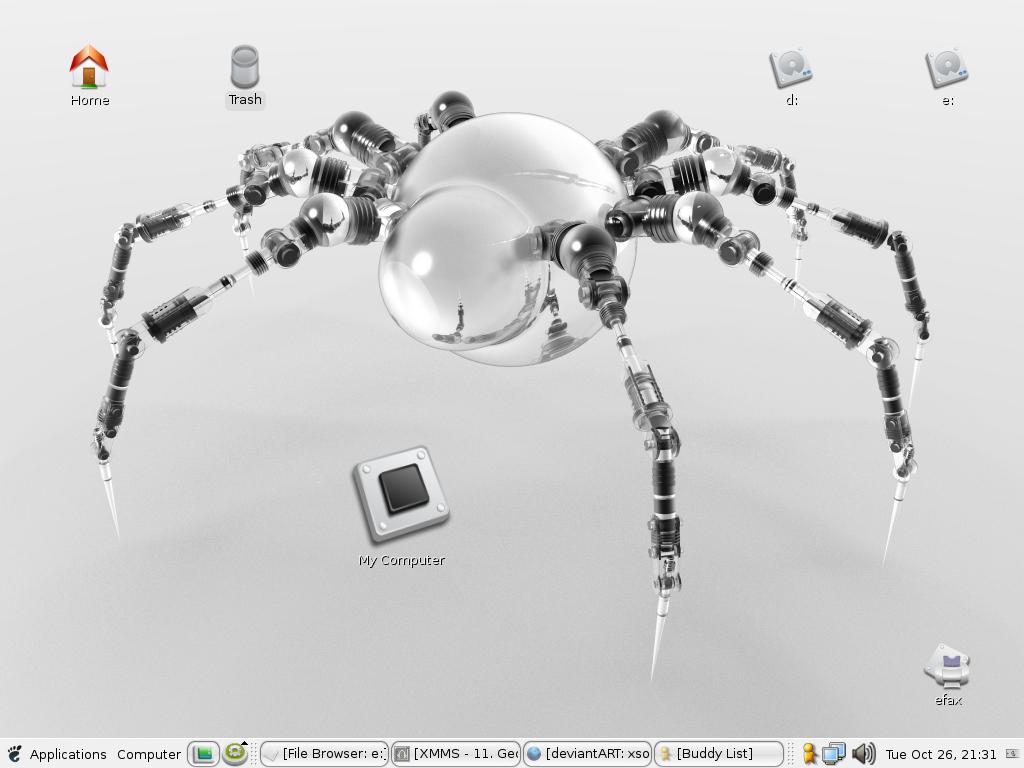 ubuntu system by xsos
