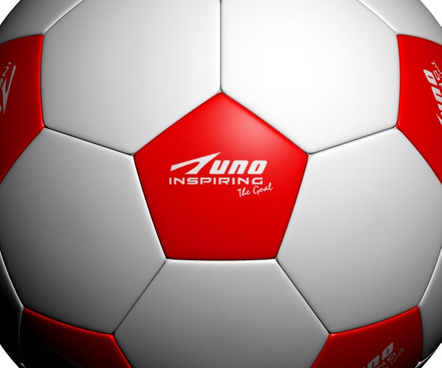 3D Soccer Ball by xsos