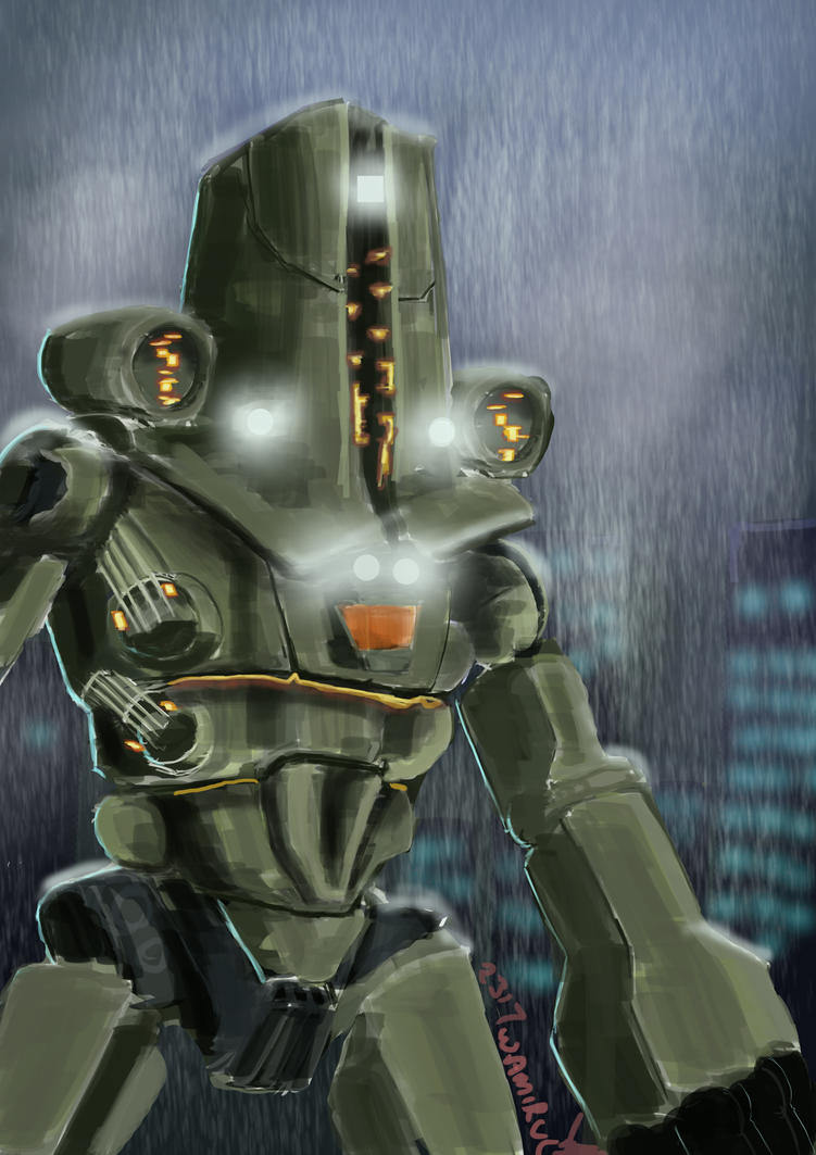 Pacific Rim: Cherno Alpha by WAmirul on DeviantArt Pacific Rim Jaeger Cherno Alpha