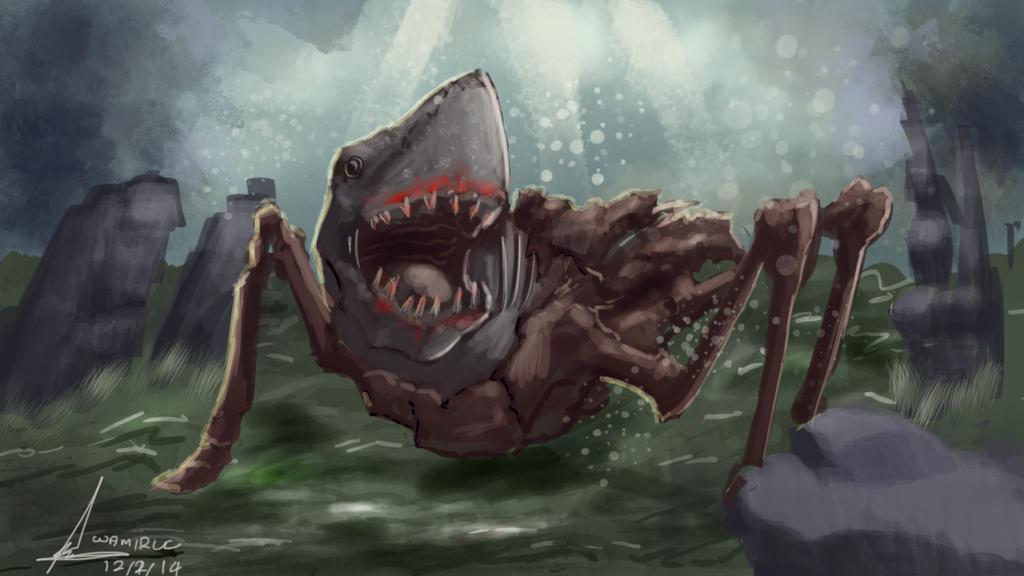 sharkroach_dos_0_by_wamirul-d760zyq.jpg