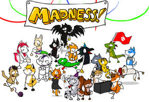 Madness Group Photo