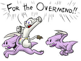 Padded for the Overmind by SonOfNothing