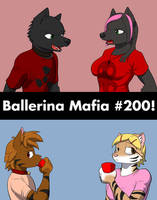 200th Ballerina Mafia by SonOfNothing