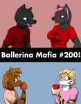 200th Ballerina Mafia