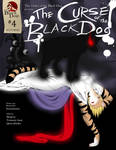 The Curse of the Black Dog: Cover and Page 1
