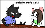 Ballerina Mafia: Black [Preview] by SonOfNothing