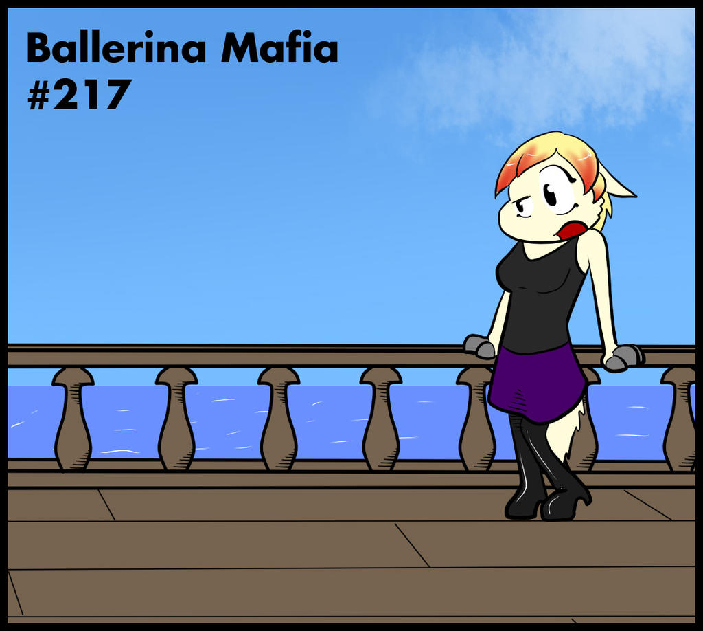 Ballerina Mafia: Escalation [Preview]