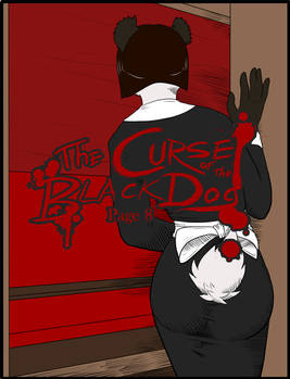 The Curse of the Black Dog: Page 8