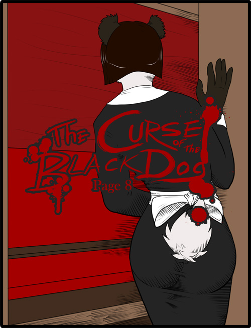 The Curse of the Black Dog: Page 8 by SonOfNothing