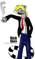 Portrait: Rick