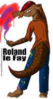 Portrait: Roland